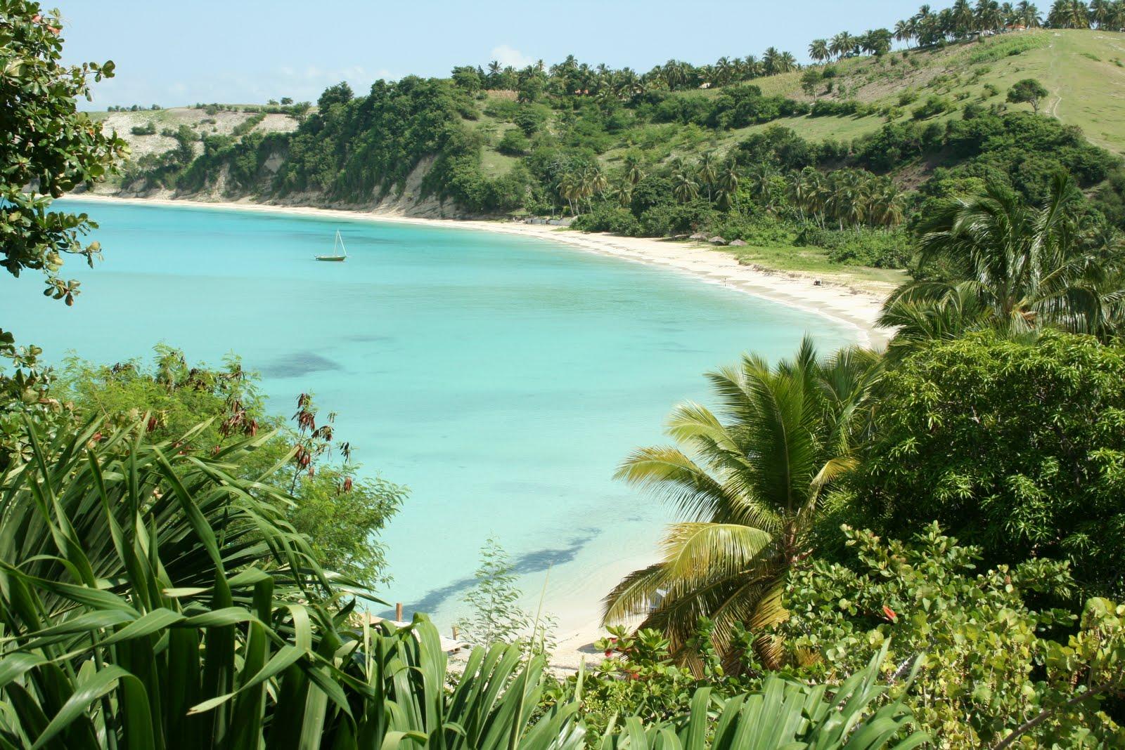 Ile A Vache Rollings In Haiti