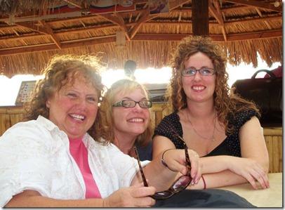 Lori, Katie and Kate.